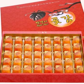 명품 반건시곶감 선물세트(70g-40개)