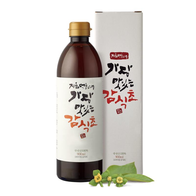 지금먹을때 가장맛있는 감식초[900㎖]